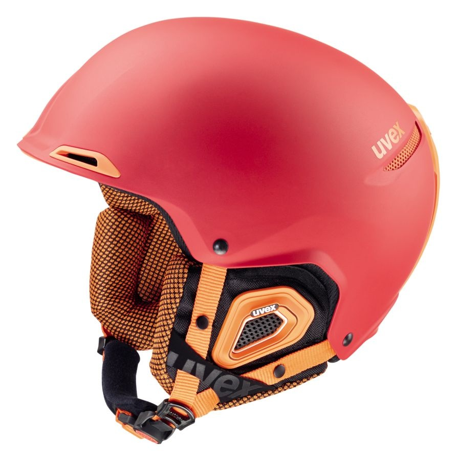 UVEX JAKK+ red-orange mat S566182380 59-62 cm
