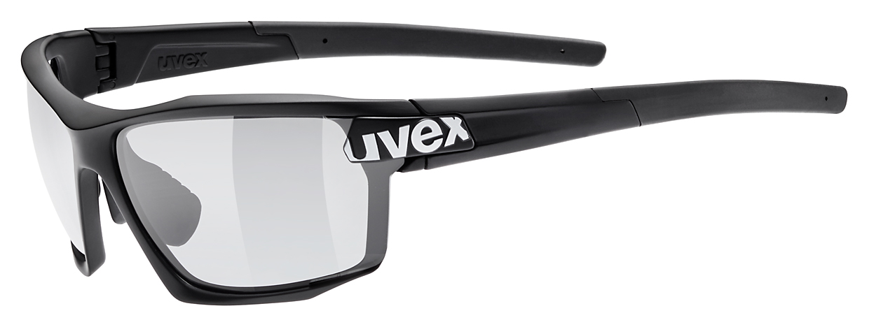 UVEX SPORTSTYLE 113 VARIO, BLACK MAT