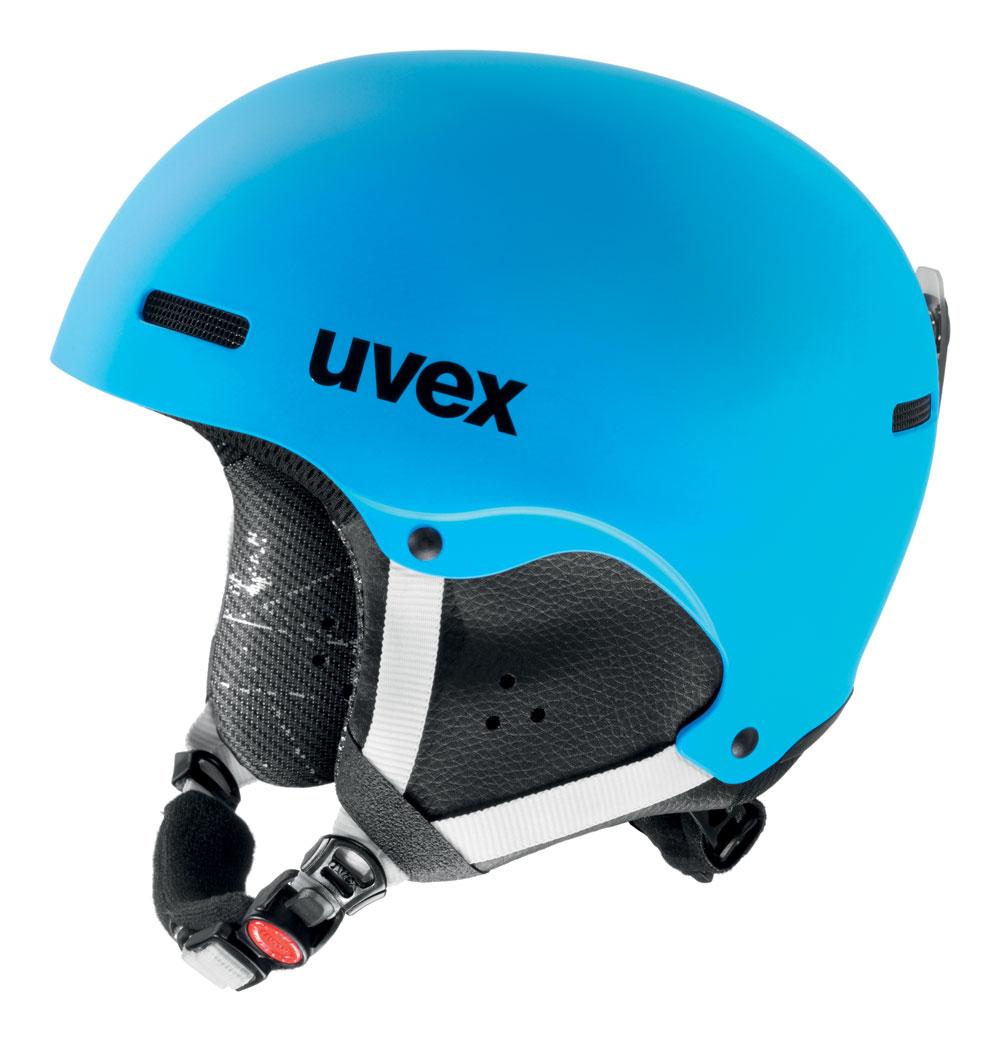 UVEX HLMT 5 JUNIOR, blue mat S566154440 48-52 cm