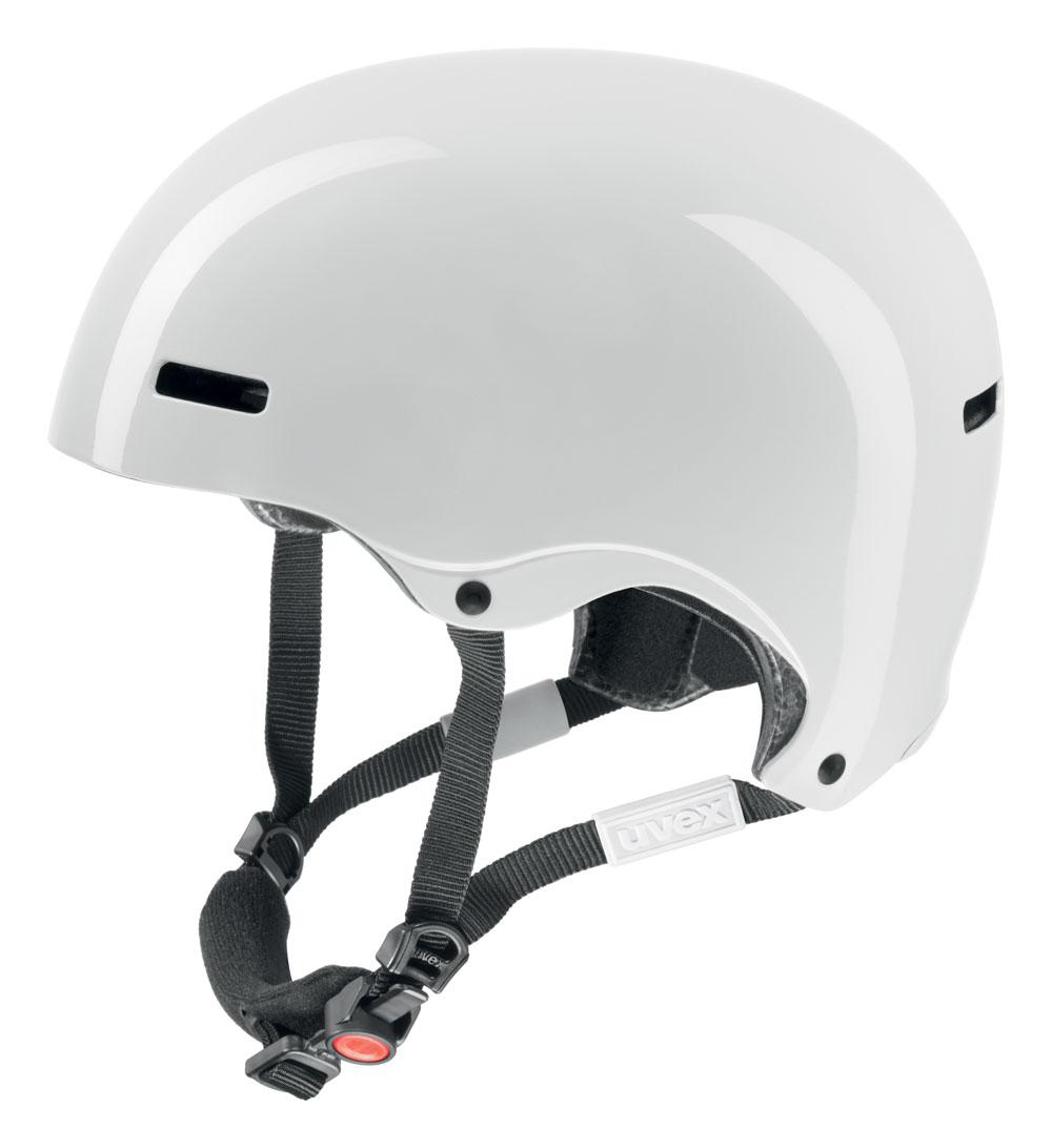UVEX HLMT 5 RADICAL, white shiny S566148110 16/17 55-59 cm