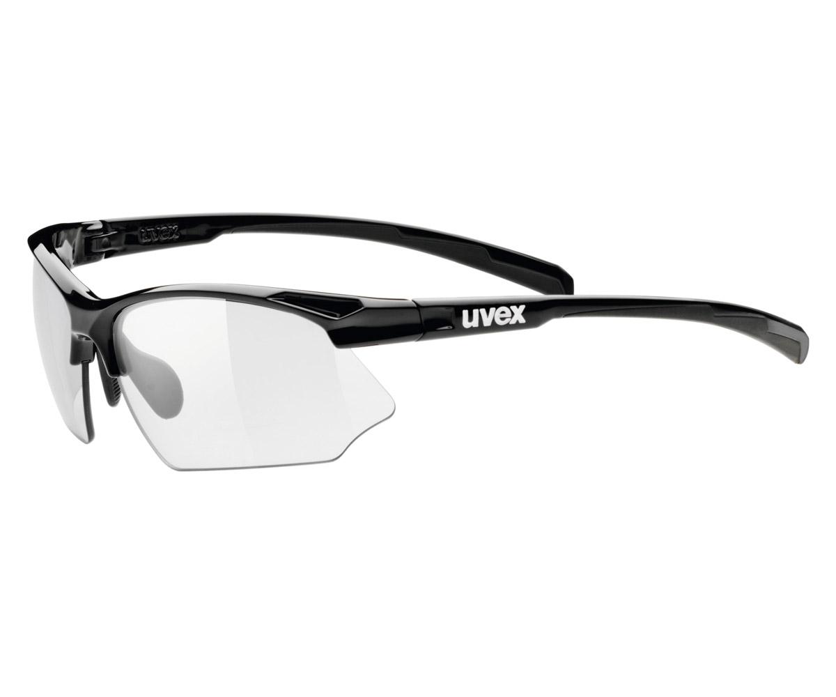 UVEX SPORTSTYLE 802 VARIO, BLACK