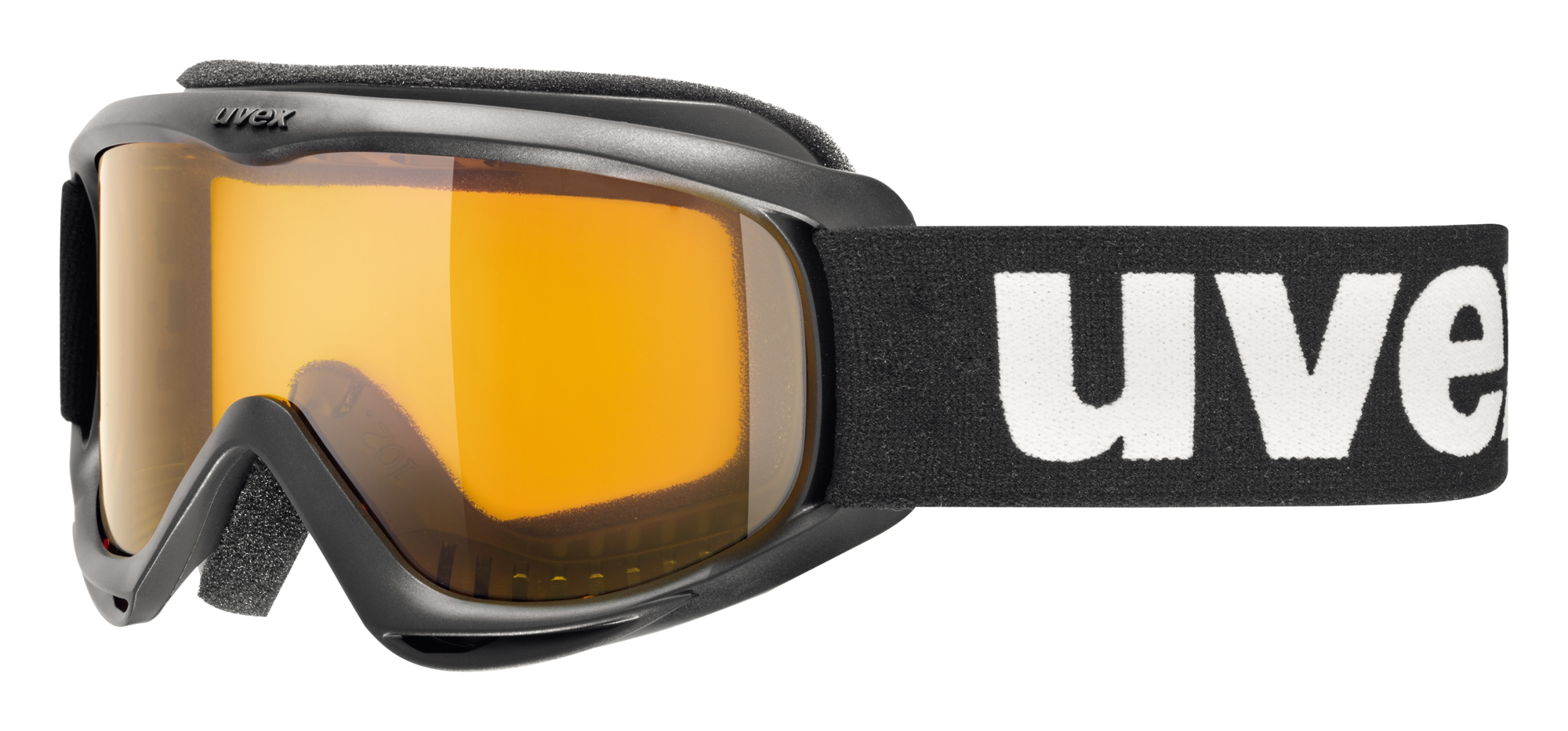 UVEX SNOWCAT, black/lasergold lite S5538152019