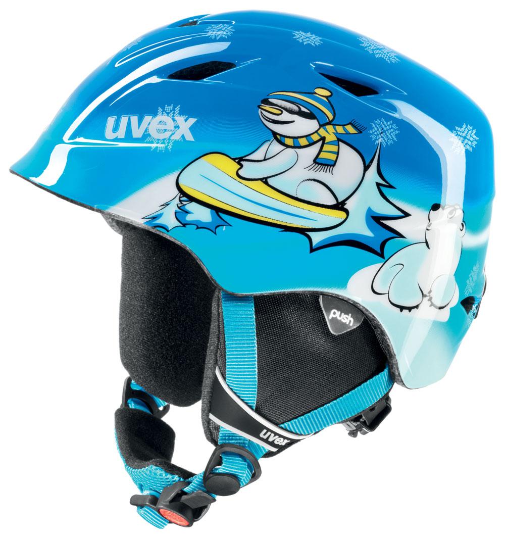 UVEX AIRWING 2 S566132240 16/17 48-52 cm