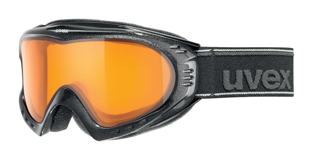 UVEX F 2, black met/lasergold lite S5500352229