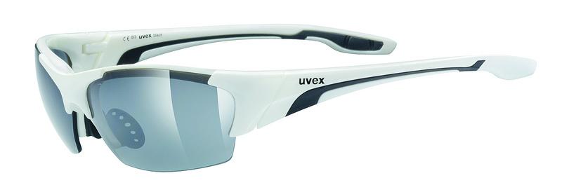 UVEX BLAZE III, WHITE BLACK