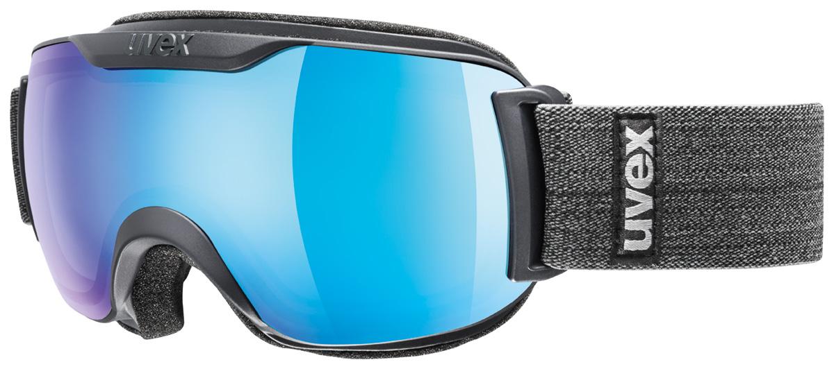 UVEX DOWNHILL 2000 S FM navy mat double lens S5504374026