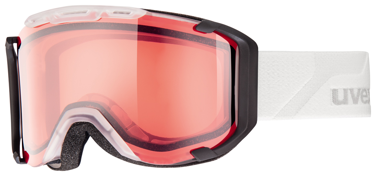 UVEX SNOWSTRIKE, translucent/relax S5504270922