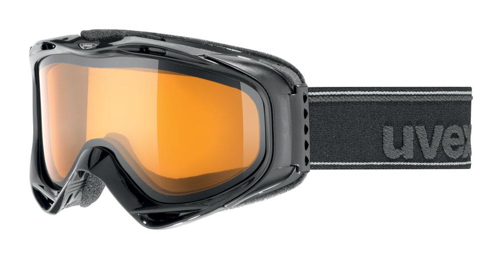 UVEX G.GL 300, black/ lasergold lite S5502152029