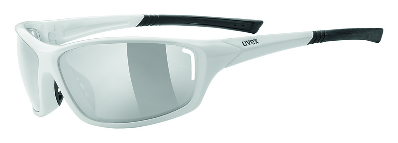 UVEX SGL 210, WHITE BLACK/SILVER
