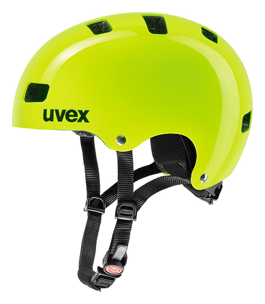 UVEX HLMT 5, NEON LIME 2017 55-58 cm