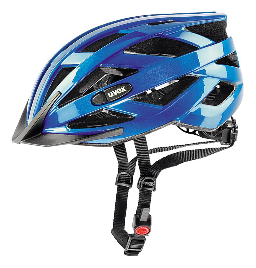 UVEX I-VO, BLUE METALLIC 2017 55-60 cm