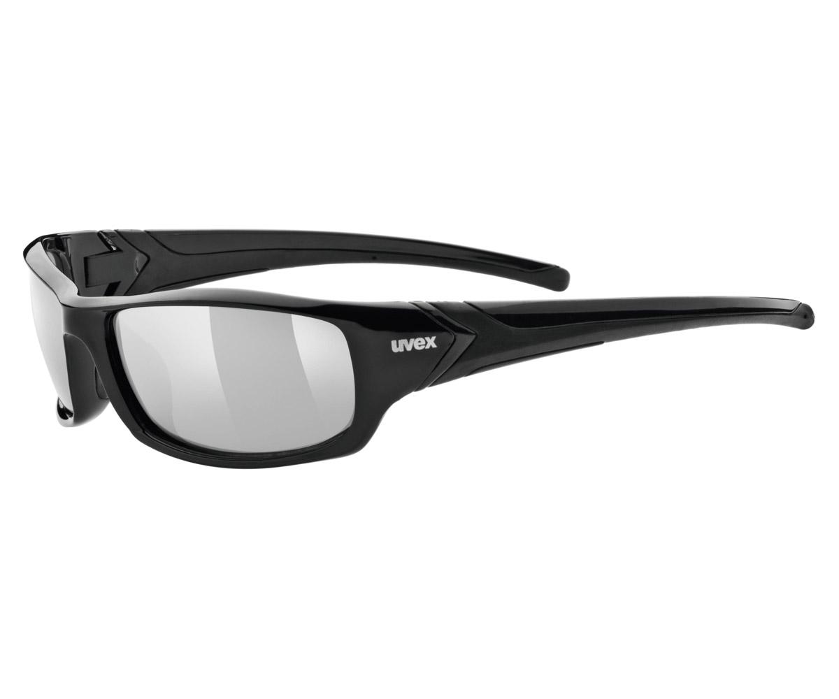 UVEX SGL 211 BLACK/LTM SILVER
