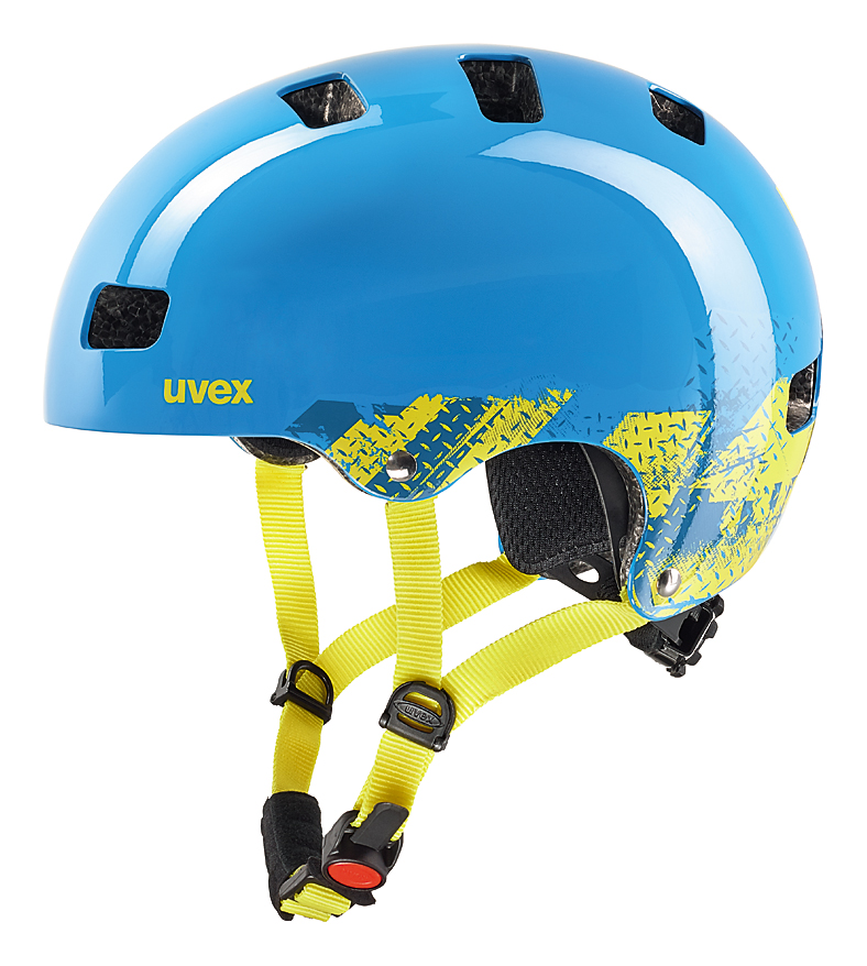 UVEX KID III, BLACKOUT BLUE 2016 55-58 cm
