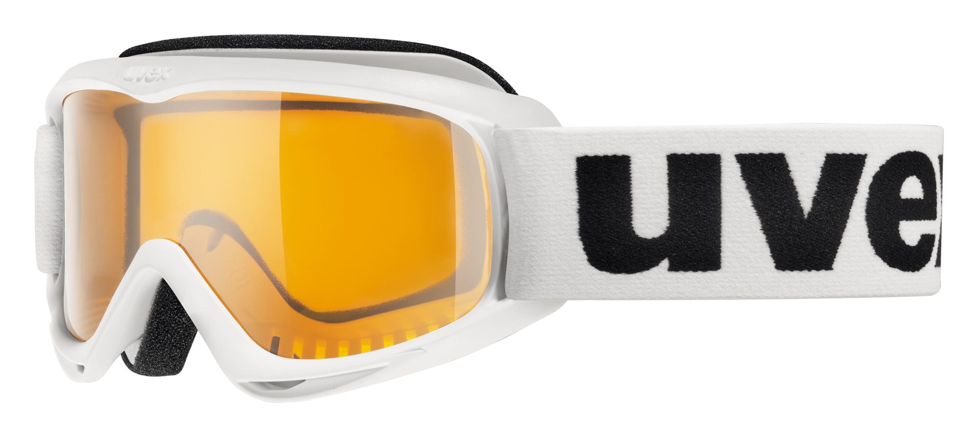 UVEX SNOWCAT, white/lasergold lite S5538151119