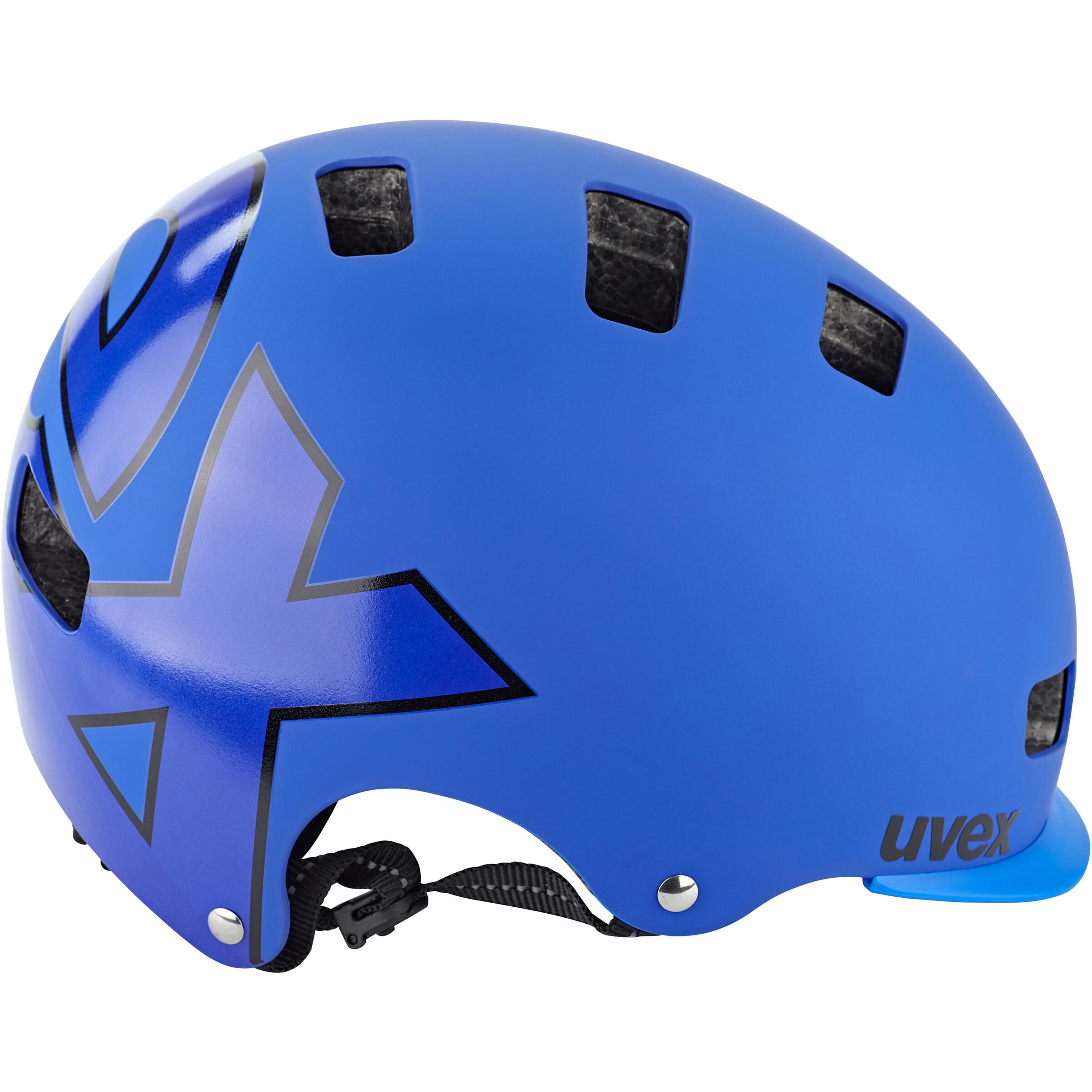 UVEX HLMT 5 PRO, BLUE MAT 2016 58-62 cm