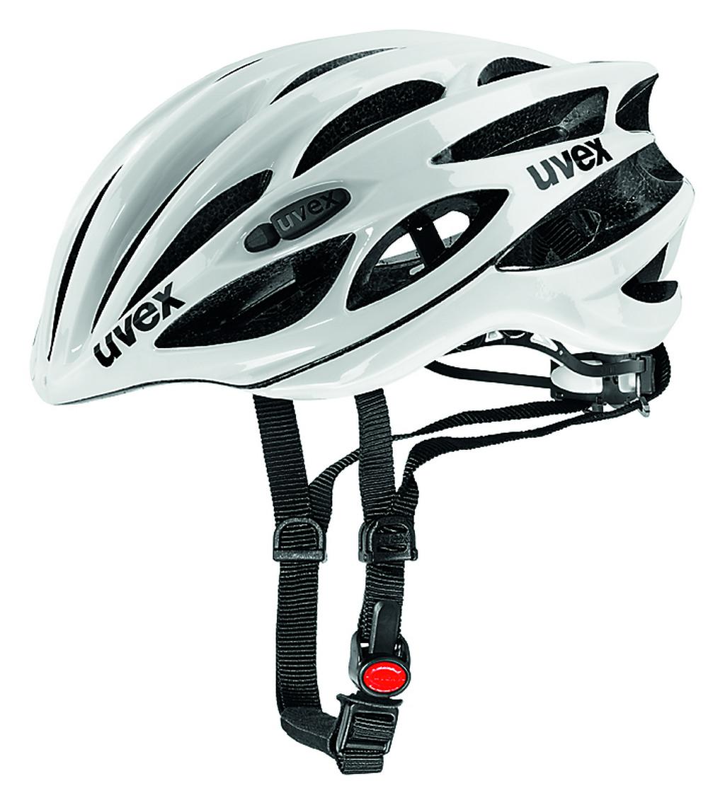 UVEX RACE 1, WHITE 2015 50-55 cm