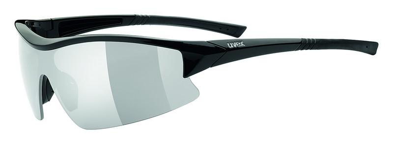 UVEX SGL 103, BLACK/SILVER