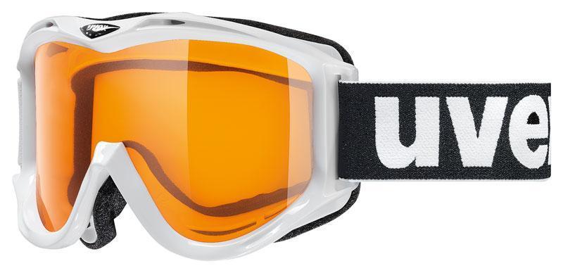 UVEX FP 501 RACE, white sl/goldlite S5500871019