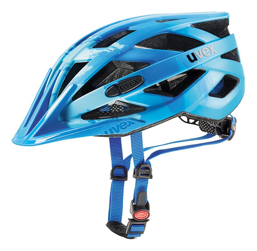 UVEX I-VO CC, LIGHTBLUE-BLUE 52-56 cm