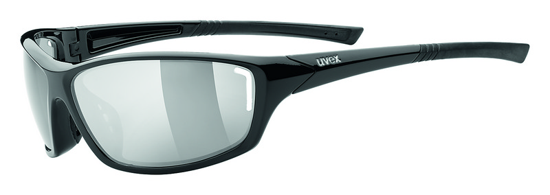 UVEX SPORTSTYLE 210, BLACK/SILVER