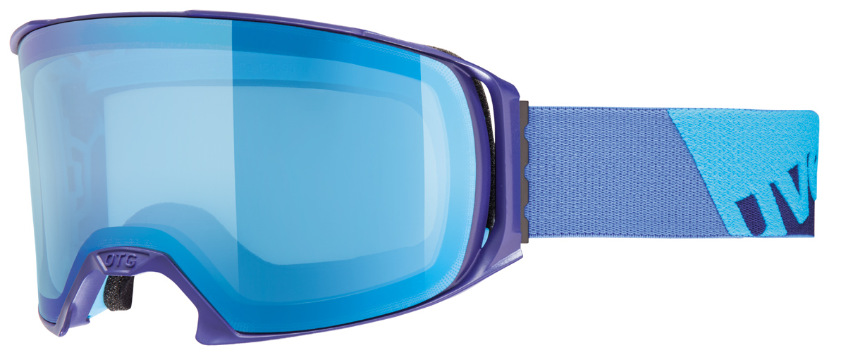 UVEX CRAXX OTG, indigo mat/ltm blue S5516294026