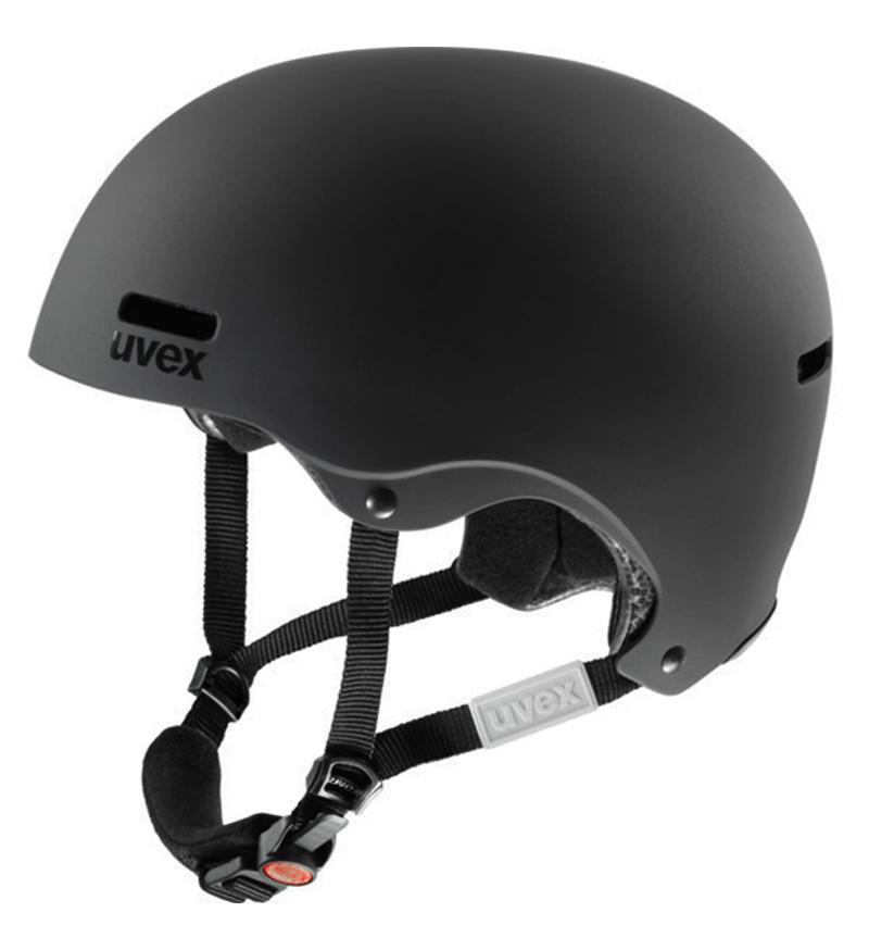 UVEX HLMT 5 RADICAL, black mat S566148200 16/17 52-55 cm