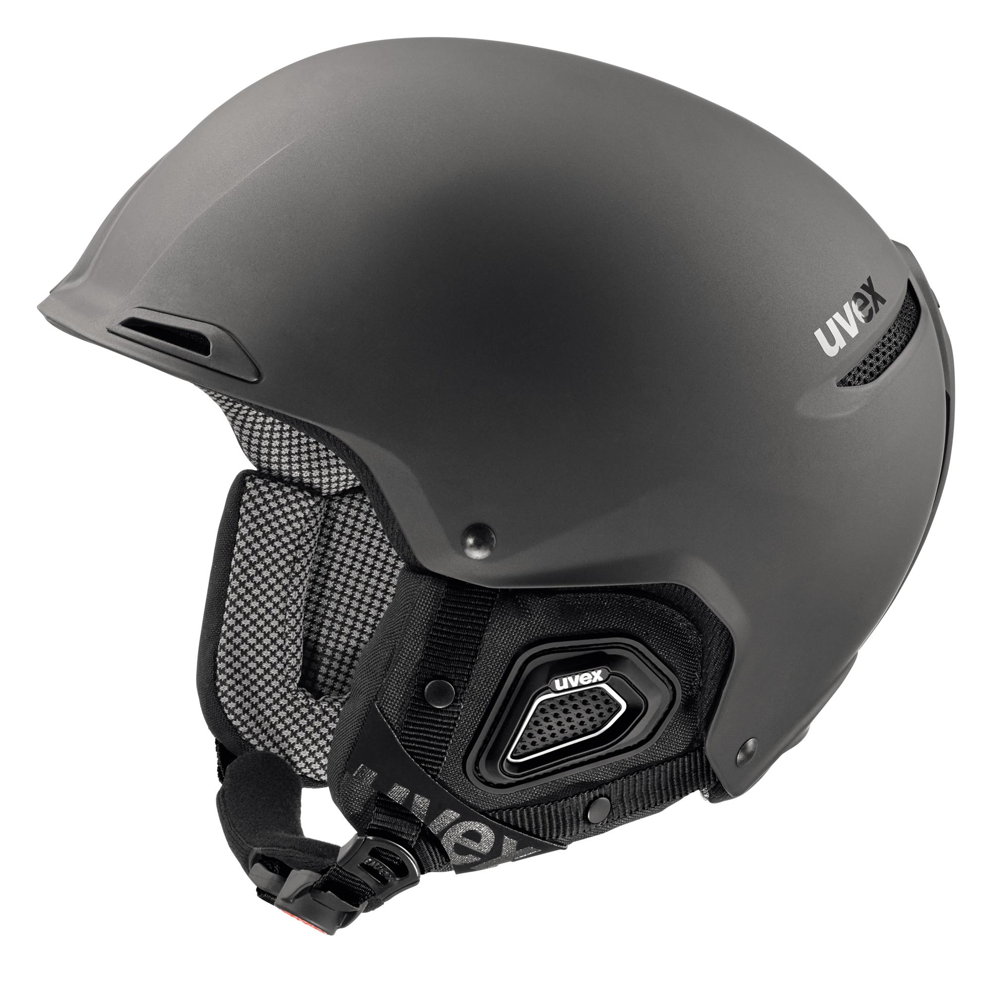 UVEX JAKK+ black mat S566182200 55-59 cm