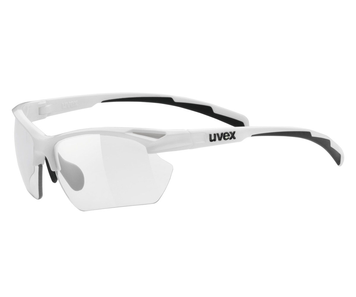 UVEX SPORTSTYLE 802 SMALL VARIO, WHITE