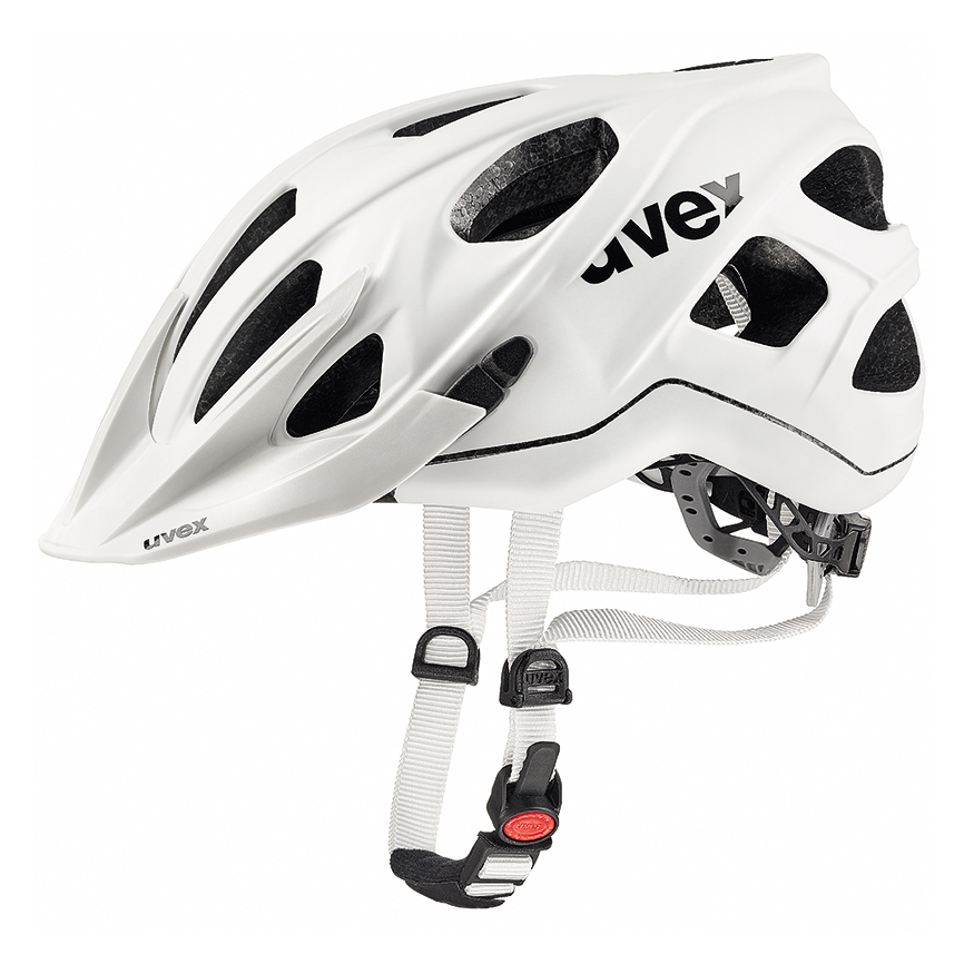 UVEX STIVO CC, WHITE MAT 2017 57-61 cm