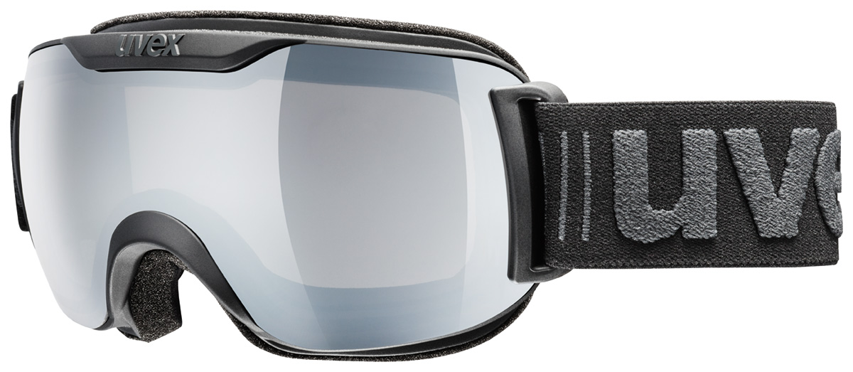 UVEX DOWNHILL 2000 S LM, black mat S5504382026