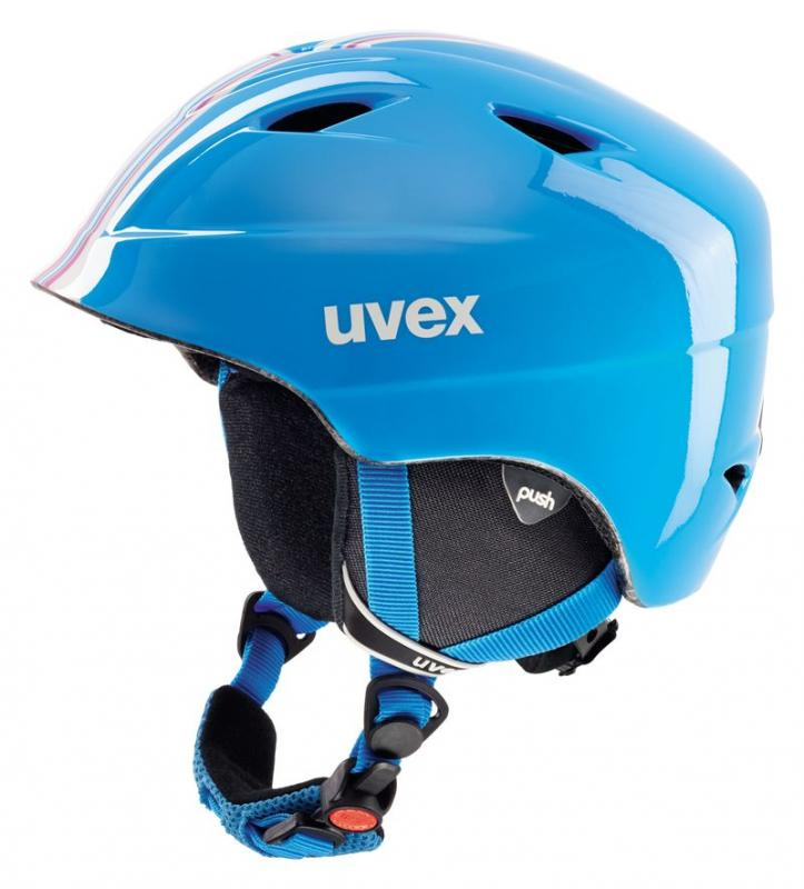 UVEX AIRWING 2 RACE, cyan-pink S5661192490 16/17 52-54 cm