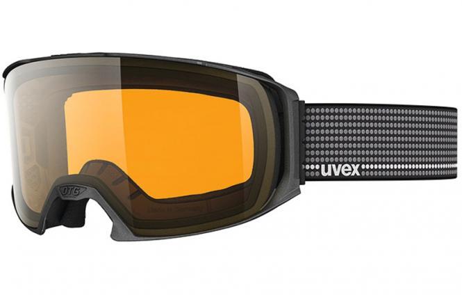 UVEX CRAXX OTG, gun met mat/lasergold lite S5516285029