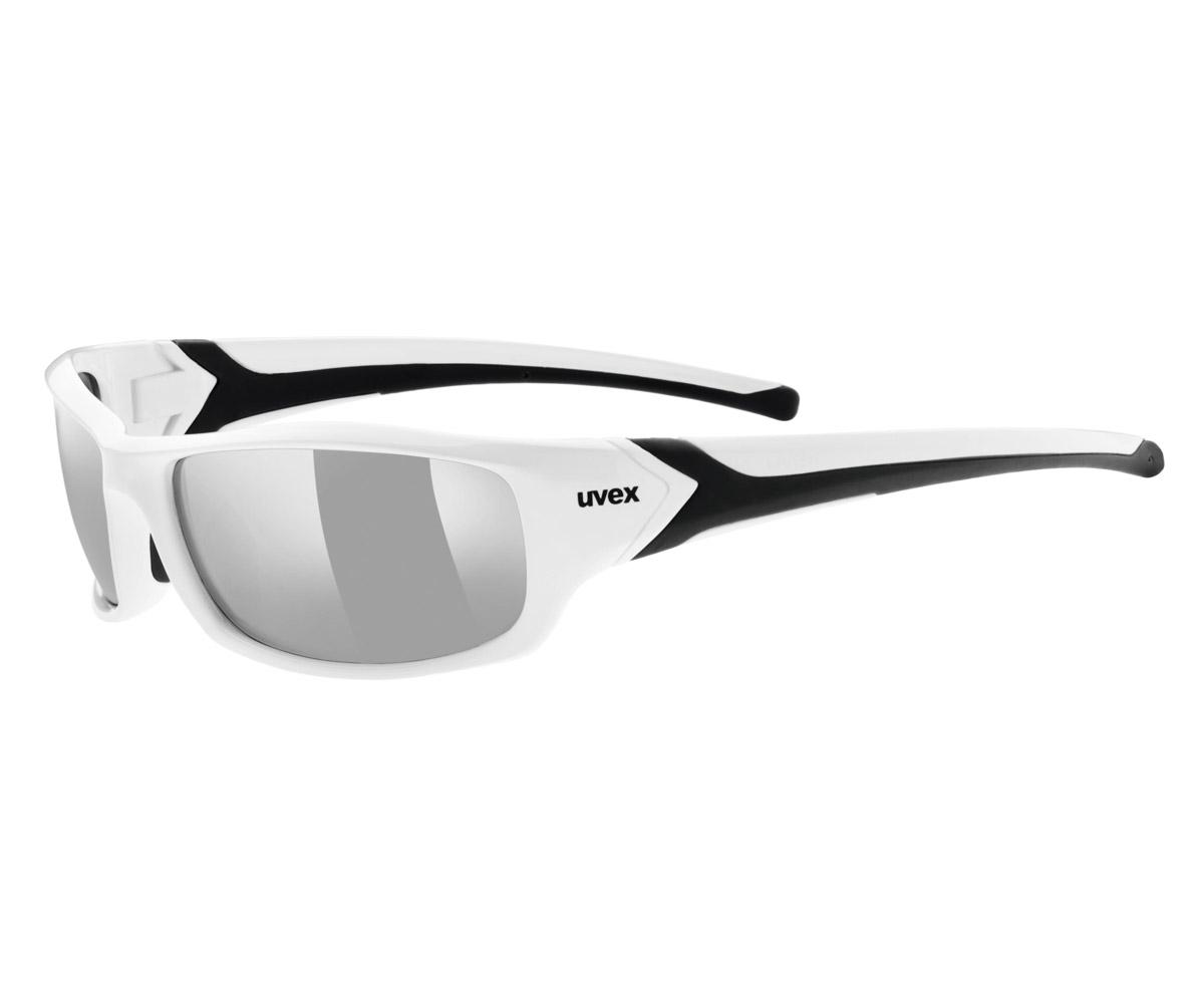 UVEX SPORTSTYLE 211, WHITE BLACK