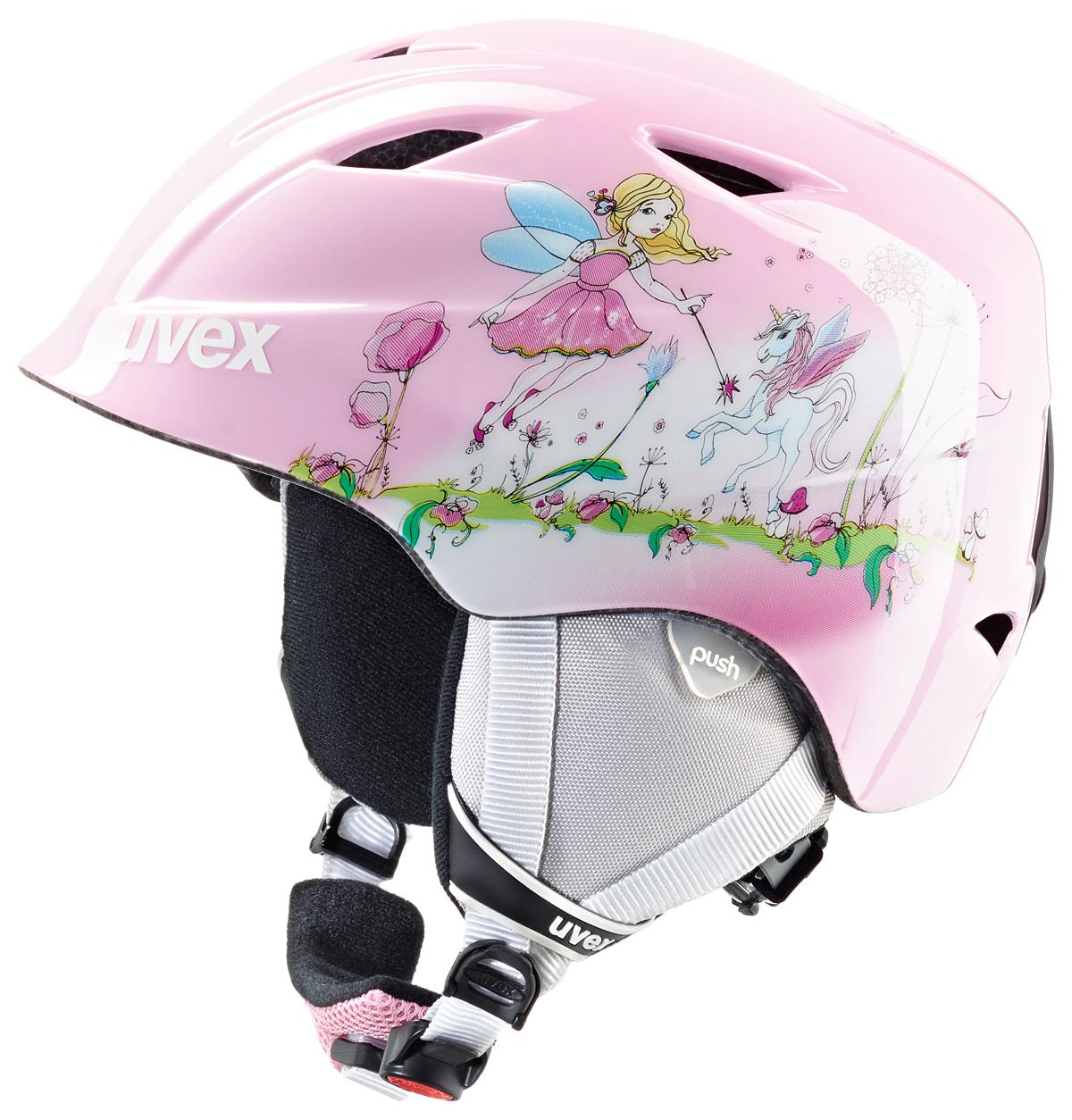 UVEX AIRWING 2 fairy S566132910 52-54 cm