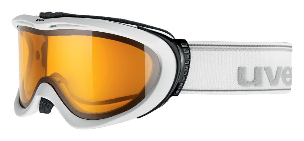 UVEX COMANCHE OPTIC, white mat/lasergold lite S5510921029