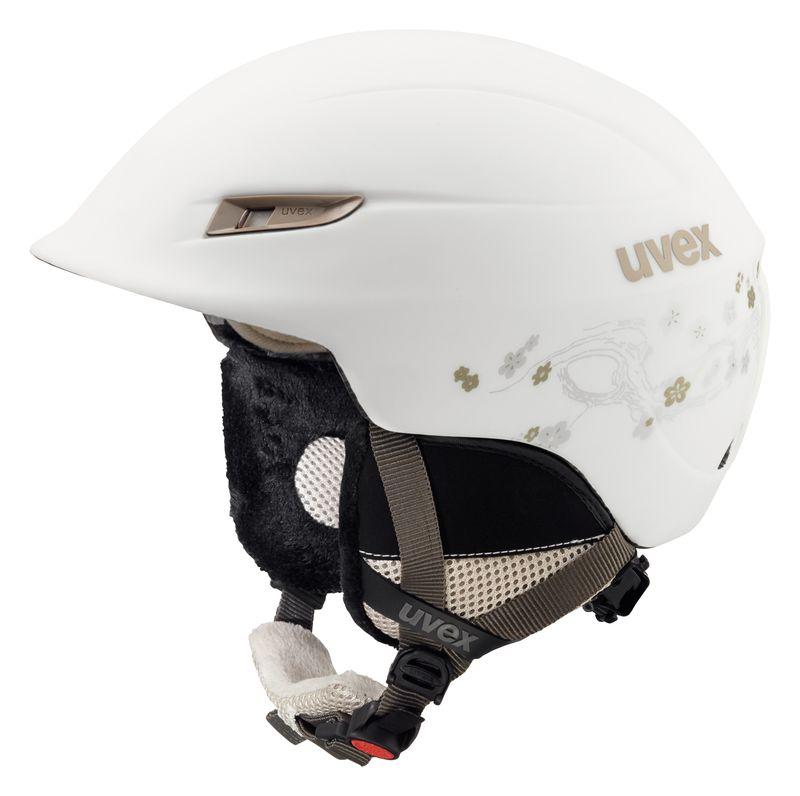 UVEX GAMMA WL, white-prosecco mat S566190110 53-58 cm