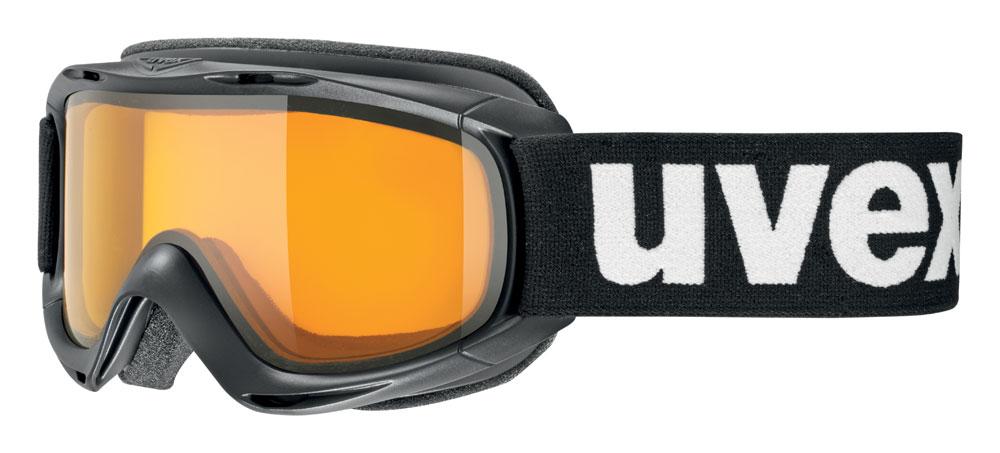 UVEX SLIDER, black/lasergold lite S5500242129