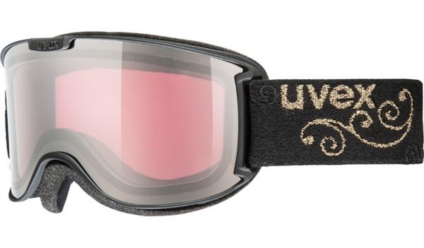 UVEX SKYPER LTM, black met dl/ltm gold S5504212226