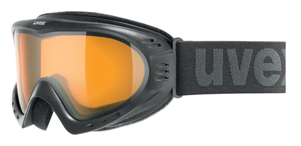 UVEX CEVRON, black/lasergold lite S5500362029