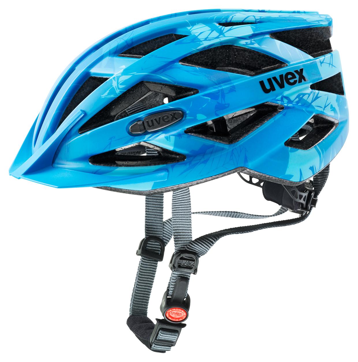 UVEX I-VO CC, BLUE MAT 2015 52-56 cm