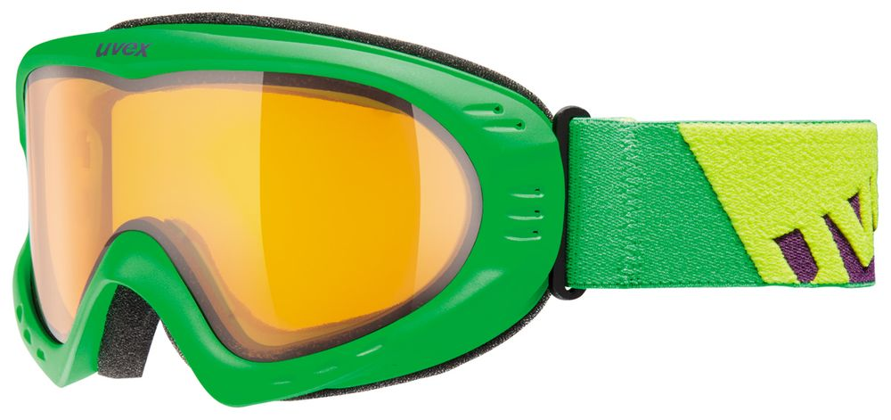 UVEX CEVRON, green mat/lasergold lite S5500367229