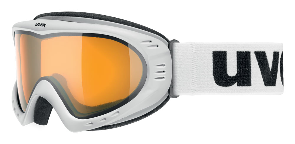 UVEX CEVRON, polar white mat/lasergold lite S5500360129
