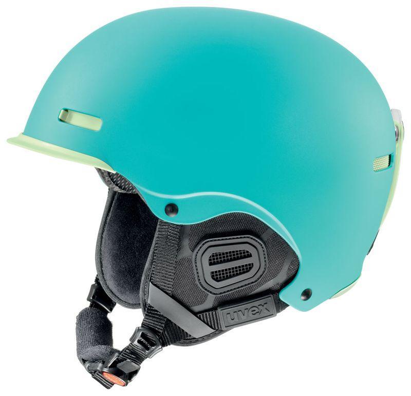 UVEX HLMT 5 PRO aqua mat S566146400 16/17 55-59 cm