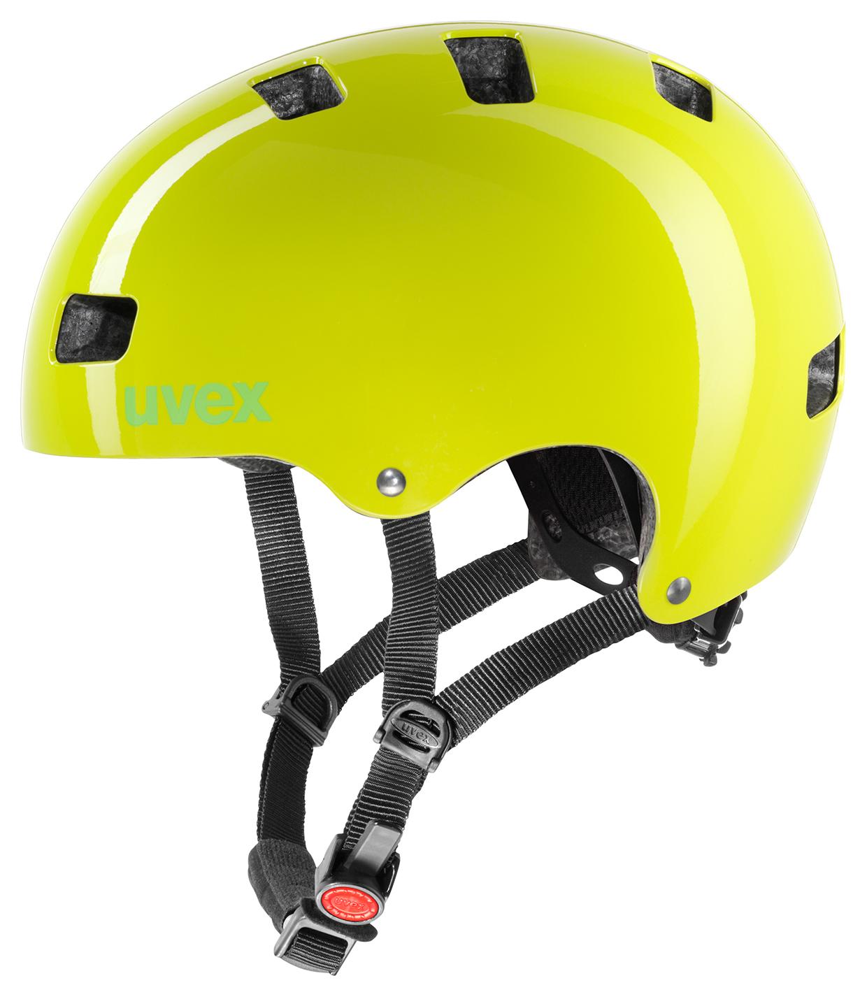UVEX HLMT 5, LIME 2015 55-58 cm