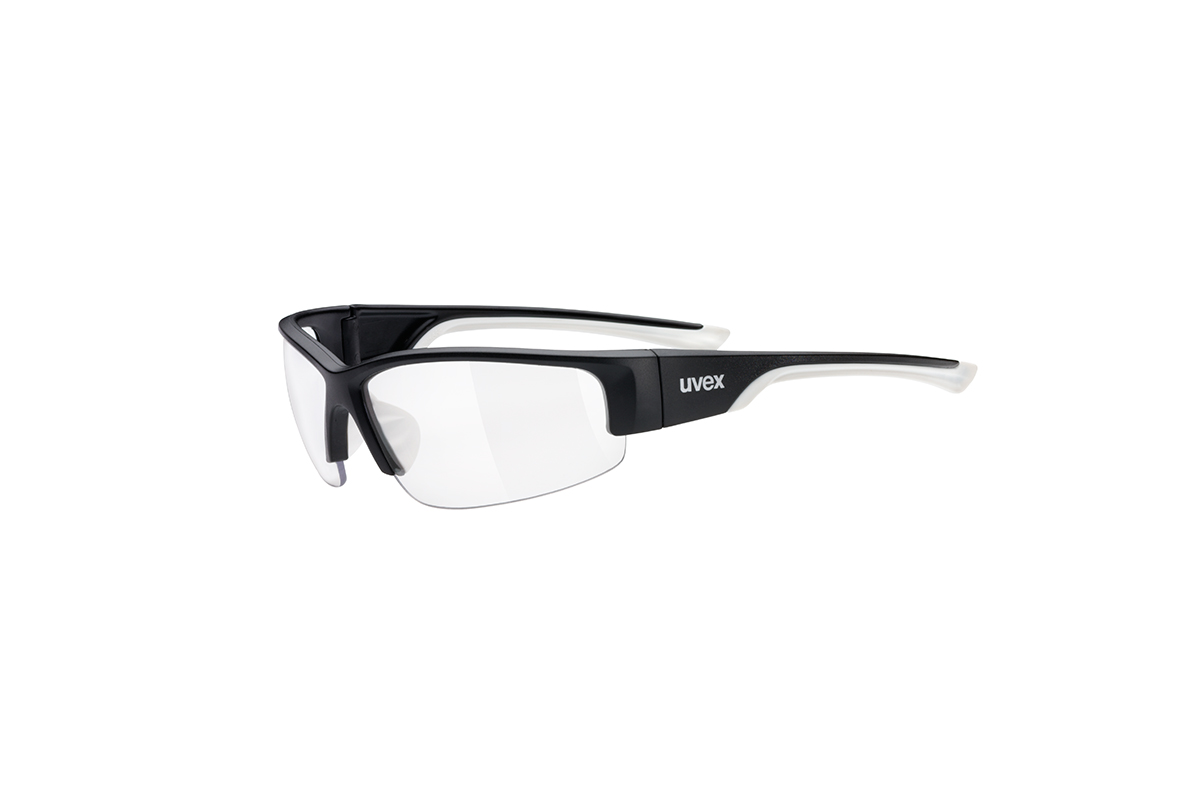 UVEX SPORTSTYLE 215 BLACK MAT WHITE