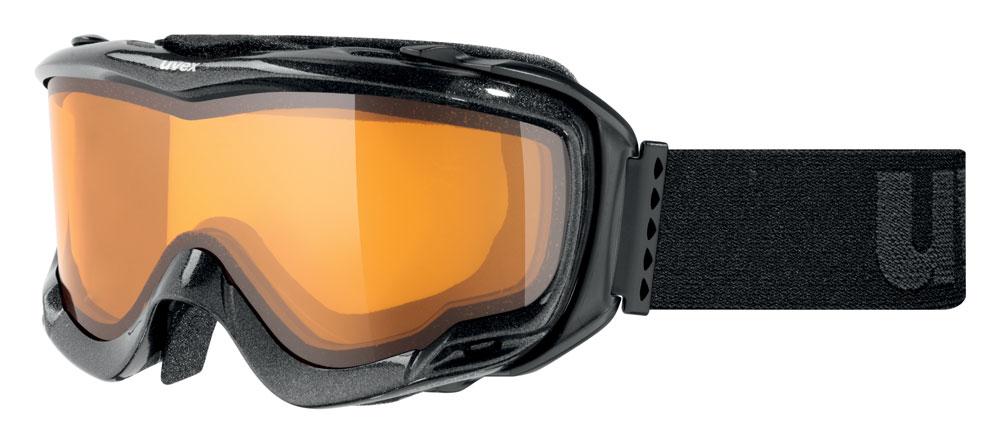 UVEX ORBIT OPTIC, black met/lasergold lite S5516032229