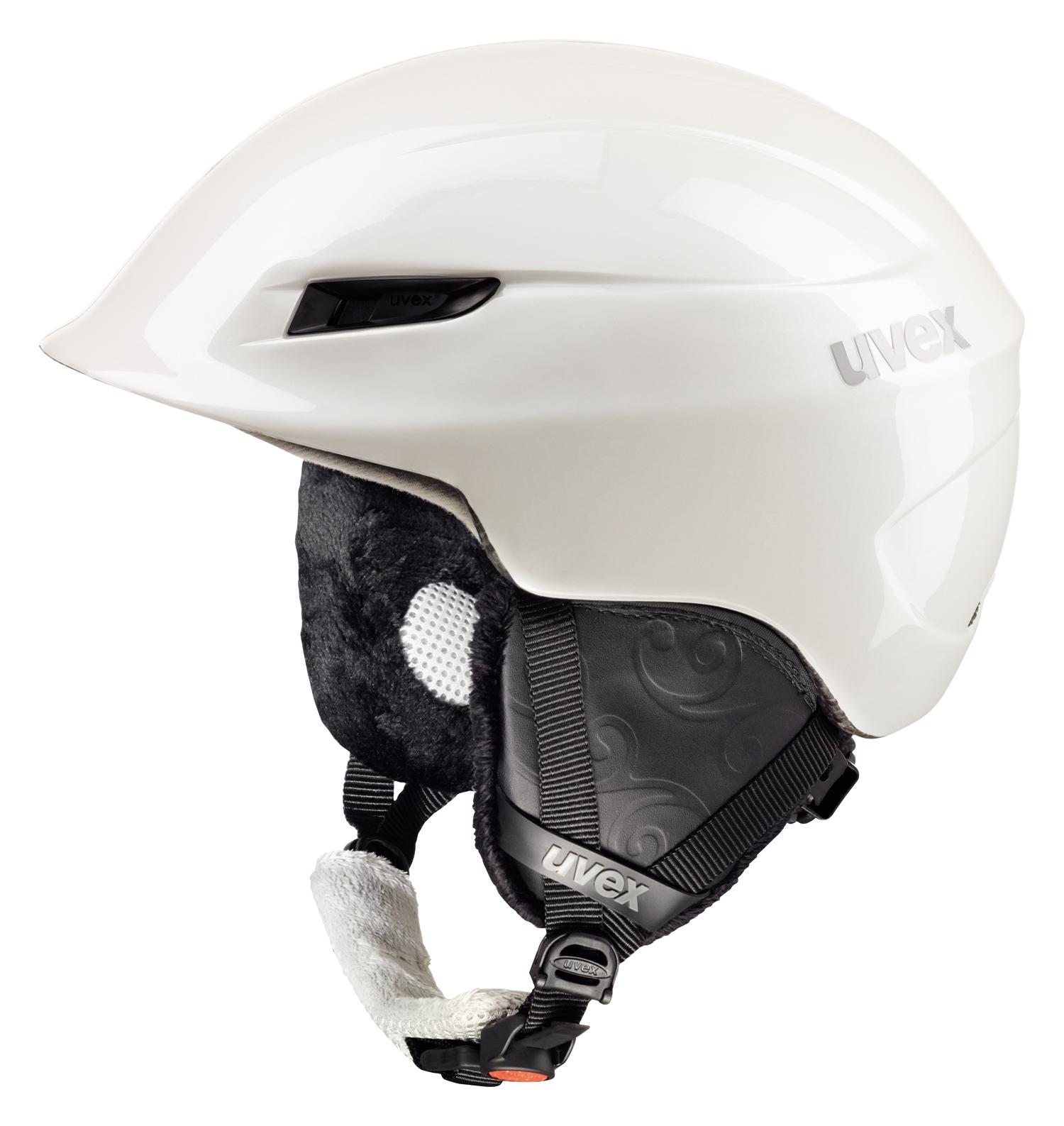 UVEX GAMMA WL, white-pearlescent S566190120 53-58 cm