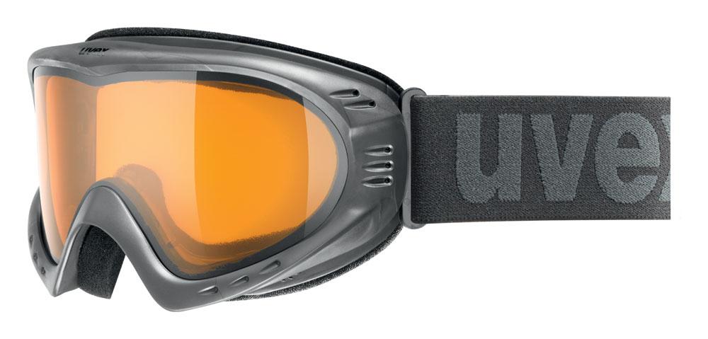 UVEX CEVRON, anthracite/lasergold lite S5500360529