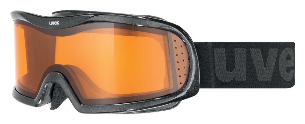 UVEX VISION OPTIC I, black met/lasergold lite S5516122229