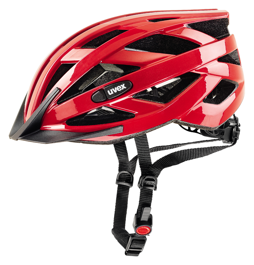 UVEX I-VO, RED METALLIC 2017 55-60 cm